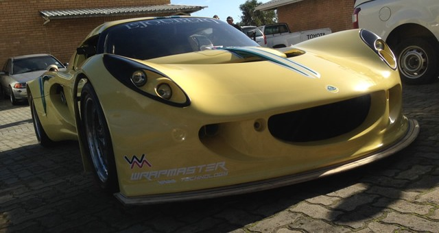 LeJoubert Racing – Lotus Exige